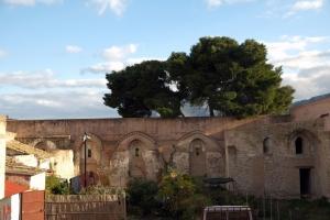 11_Palazzo di Maredolce-corte interna_MB-FBSR