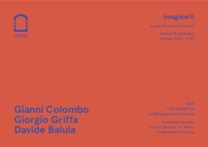 Colombo Griffa Balula