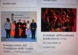 Biennale Google Santa Sede