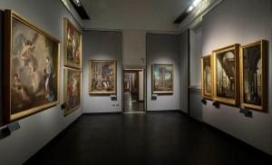 sala pittura del settecentom