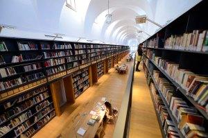 biblioteca veduta