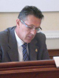 Stefano Marcon presidente Provincia