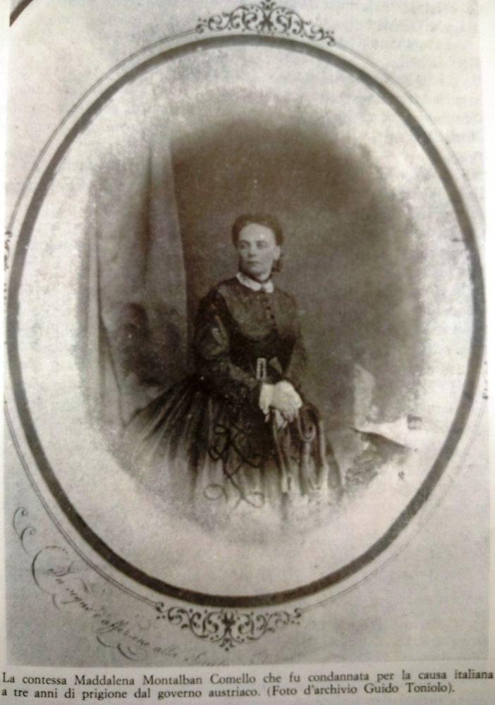 9e817c4efeeb La sua opera di patriota fu continuata dalla moglie Maddalena Montalban. I  Comello nel 1857 contribuirono alla fondazione a Torino della Società  Nazionale ...
